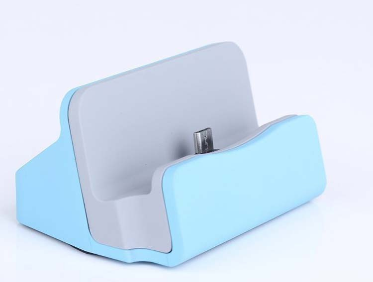 New Cell Phone chargers For Samsung Nokia Xiaomi Huawei All Micro USB base Port Plate Desktop Stand Charger(China (Mainland))