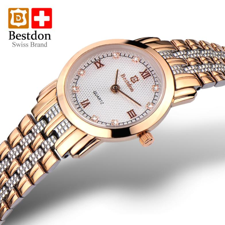 2015 NEW Fashion Luxury Original Brand Swiss Women Watch Quartz Women Dress Watches Ultra-thin Ladies Wristwatches Besr quality(China (Mainland))