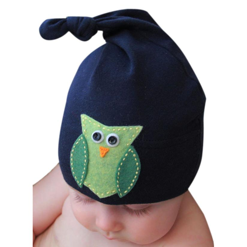 Excellent newborn baby photography props kids hats Infant Toddler Cartoon Pattern knit cap for newborns baby bonnet topi bayi(China (Mainland))