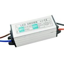 Led Driver 10W 20W 30W 50W 100W Transformer 300-2500MA LED Power Supply Waterproof IP65 Barretter Adapter Flood Light 220V - MoS Lighting Technology Co.,Ltd store