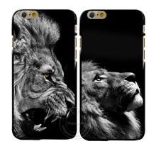 Buy New Fashion Lion Design Cover Case Apple iPhone 4 4S 5 5S SE 5C 6 6S 7 Plus 6SPlus Hard Plastic Phone Cover Coque Shell for $1.17 in AliExpress store