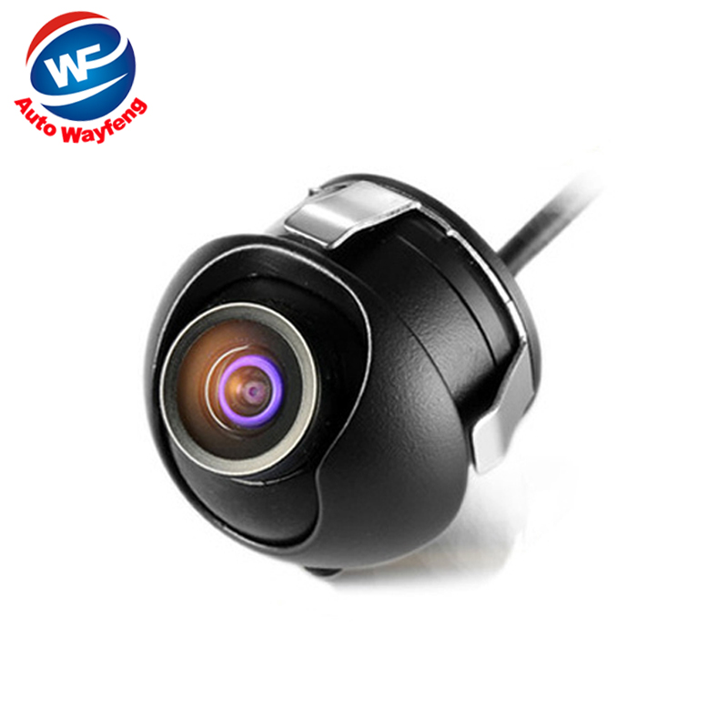 Factory Promotion CCD HD night vision 360 degree For Car rear view camera front camera front view side reversing backup camera(China (Mainland))