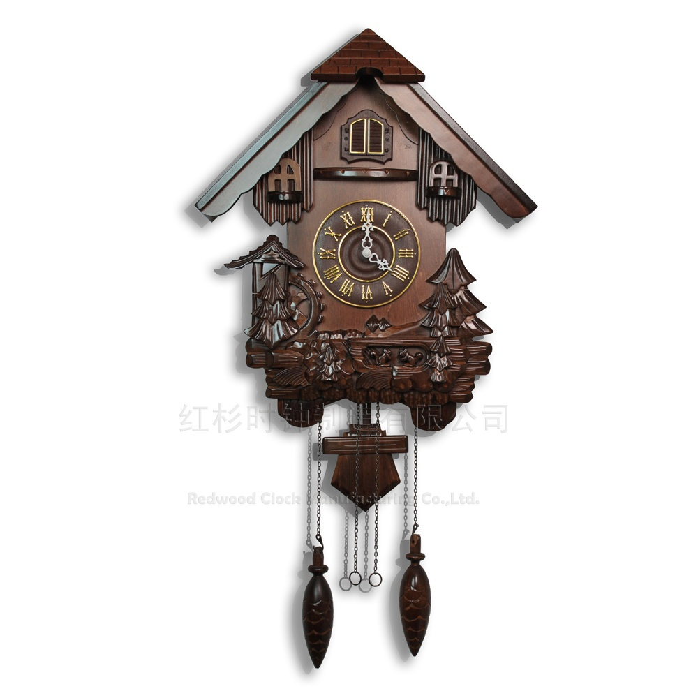 Small Rooms Cuckoo Clock Cuckoo Clock Wood Wall Clock