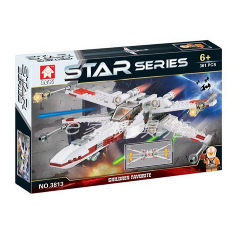 2016 STAR WARS X Wing Warship Spaceship Starfighter Building Blocks Set Compatible With LEGO STAR WARS