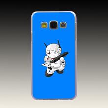 374O Doraemon Warrior Hard Case Cover for Galaxy A3 A5 A7 A8 J5 J7 Grand 2 Prime Note 2 3 4 5