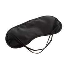 Hot Selling 1pc Black Sleeping Eye Mask Blindfold Travel Sleep Aid Cover Light Guide Drop Shipping