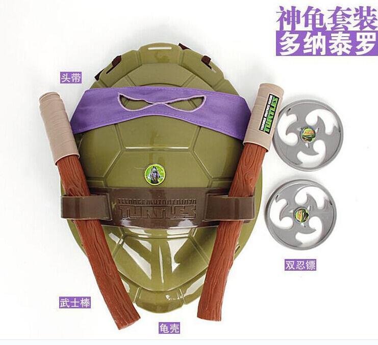 2015 New TMNT Teenage Mutant Ninja Turtles Weapons Toys TMNT Turtles ...