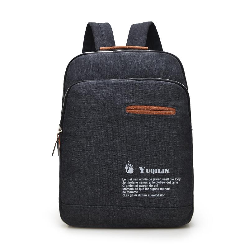 2016 new fashion mens backpack vintage canvas backpack school bag mens travel bags large capacity travel backpack camping bag<br><br>Aliexpress