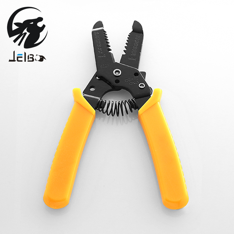 Jelbo Pliers Hand Tools Stripping Pliers Wire Stripper Cable Wire Stripper Cutter Tool Convenient Operation Tools(China (Mainland))