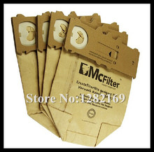 10 pieces/lot Vacuum Cleaner Bags Dust bag for Vorwerk VK130 Vk131 Free shipping to RUSSIA !