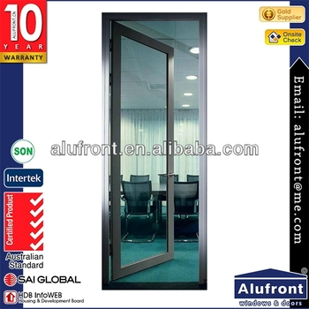 2013 Top grade 60UPVC Aluminum hinges doors with AS Certificate made in China