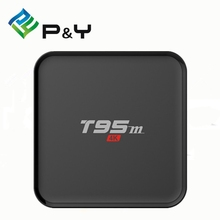 Buy 5pcs T95M Android TV Box Amlogic S905X Quad Core Android5.1 DDR3 2G HDMI 2.0 WIFI 4K 1080p 16.0 Full add-ons for $239.99 in AliExpress store