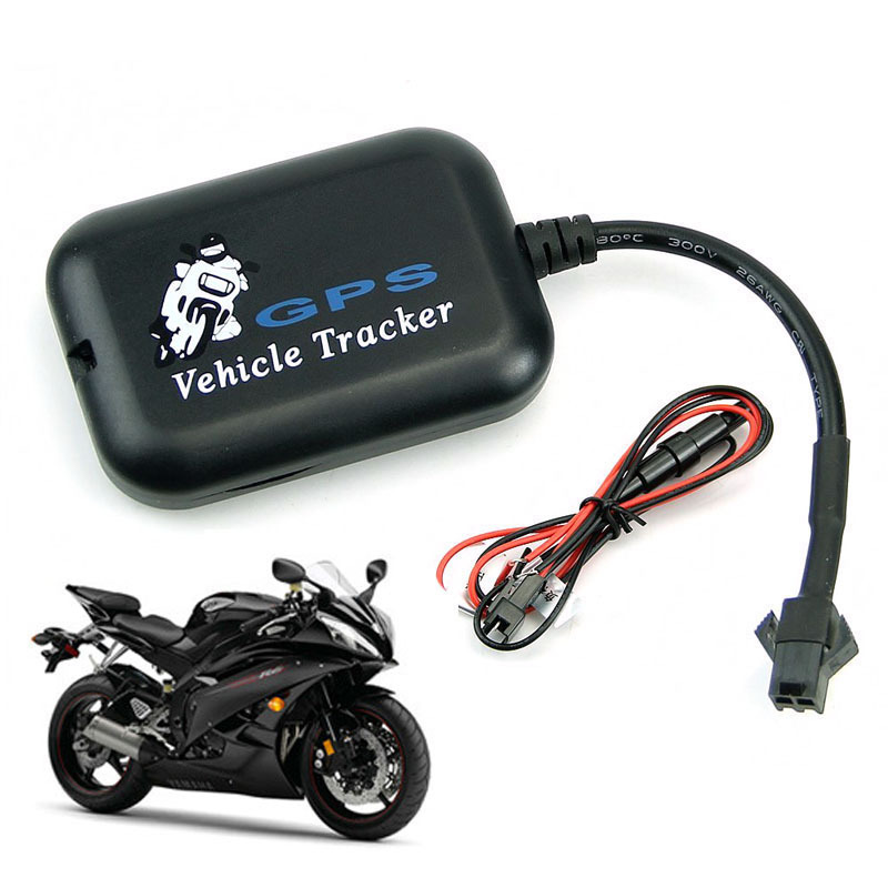 2015 New Hot Mini Motorcycle Bike Vehicle Car GPS Tracker anti theft system watch LBS+SMS/GPRS GSM Alarm Free Shipping Wholesale(China (Mainland))