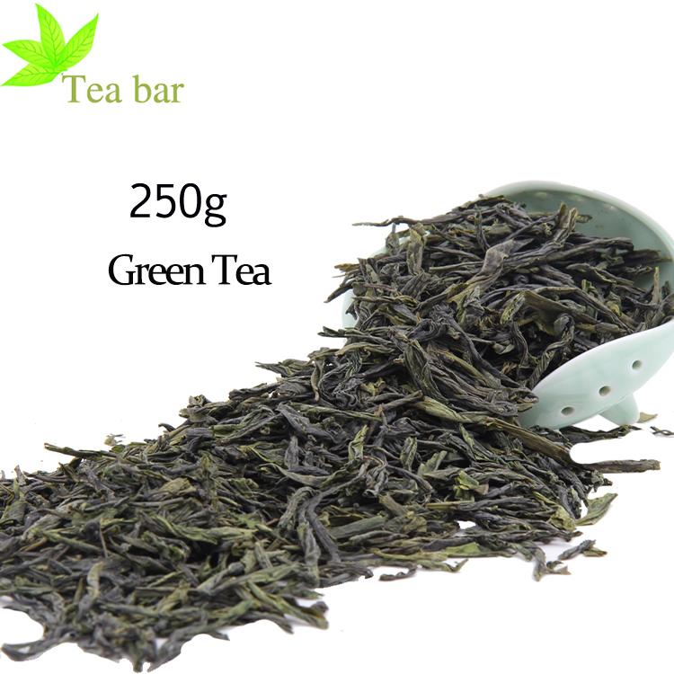tea luan guapian 250g New Top Grade Pure Taste Handmade Loose tea Chinese Health Organic food liu an gua pian green tea LA003(China (Mainland))