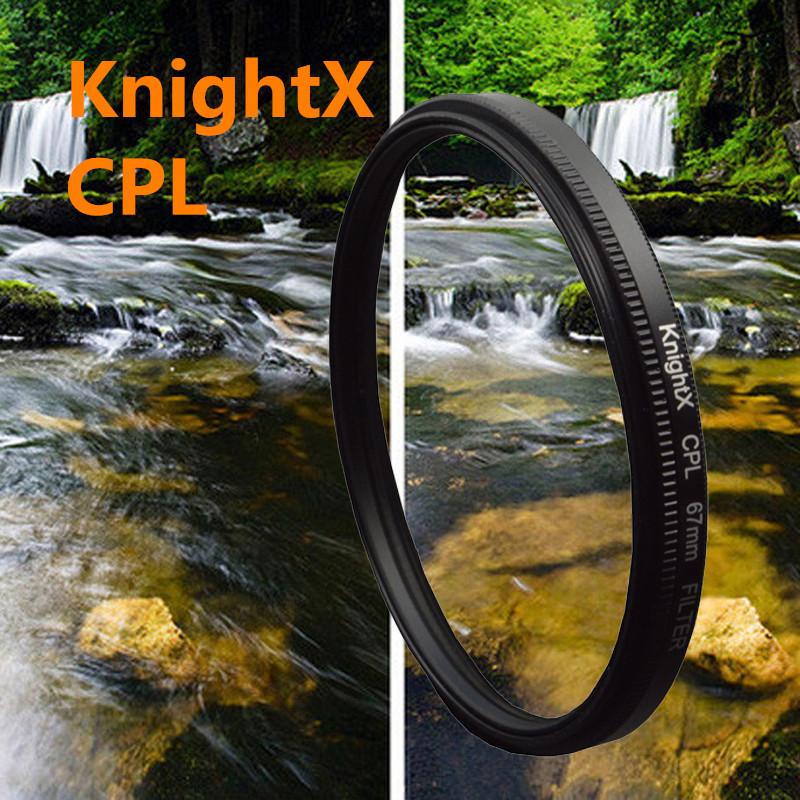49 77 mm cpl Filter for Canon Nikon Sony DSLR SLR camera Lenses Nikon D7000 D5200