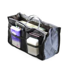 2015 Women New portable Travel Makeup Organization Holder cosmetic bag