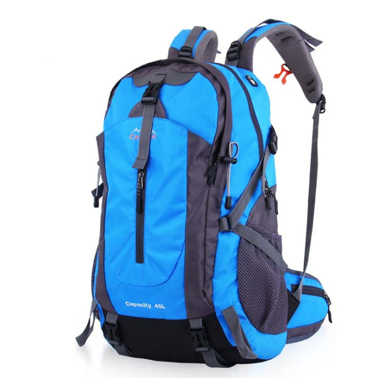 45L Hiking Backpack | Frog Backpack