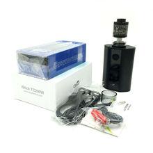 Buy Electronic Cigarette Eleaf istick TC 200w Box Mod Ijoy Limitless RDTA Plus Vape Atomizer Vaporizer vs SMOK Alien RX200 RX2/3 for $54.59 in AliExpress store