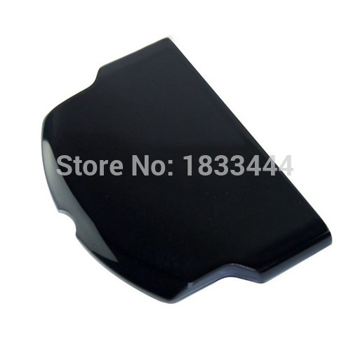 10PCS/LOT Free Shipping Black New For PSP 3000 Battery Case Shell Cover for PSP3000 Replacement Repair Parts High Quality(China (Mainland))