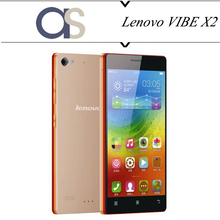 "Lenovo VIBE X2 Android 4.4.2 MTK 6589m Octa Core 2 GHz 32G ROM 5.0"" 1920*1080P IPS13Mp GPS FDD-LTE Multi-Language Mobile phone"
