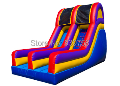 Factory direct inflatable castle slide, inflatable bouncer, inflatable fun city, inflatable slides CN-047(China (Mainland))
