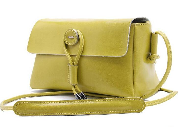 genuine leather bag brand Korean real cow hide leather small women messenger bag shoulder body bag bolsas sac de marque<br><br>Aliexpress