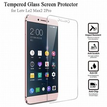 Ultra-Thin 2.5D HD Tempered Glass for Letv Le2 Max 2 Pro X520 X620 X820 X821 Screen Protector LCD Anti-Explosion Protective Film