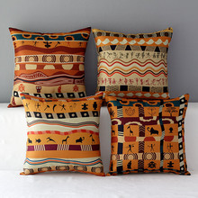 throw pillows stripe cushion covers