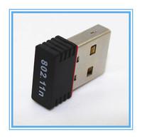 150Mbps USB Wireless Adapter WiFi 802.11n 150M Network Lan Card for PC Laptop Raspberry Pi B Plus or Raspberry pi 2