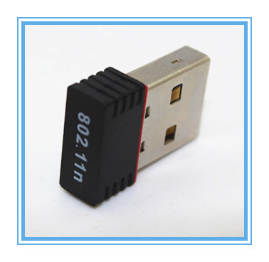 150Mbps USB Wireless Adapter WiFi 802.11n 150M Network Lan Card for PC Laptop Raspberry Pi B Plus or Raspberry pi 2(China (Mainland))