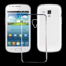 Buy Ultra-thin Clear Transparent Soft Case Samsung Galaxy Trend / S Duos S7562 S7560 Trend Plus S7582 S7580 Plastic Phone Cover for $1.43 in AliExpress store