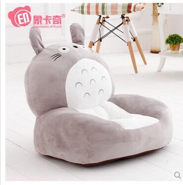 stuffed animal 54x45cm totoro cat children's sofa tatami plush toy soft sofa floor seat cushion doll w2300(China (Mainland))