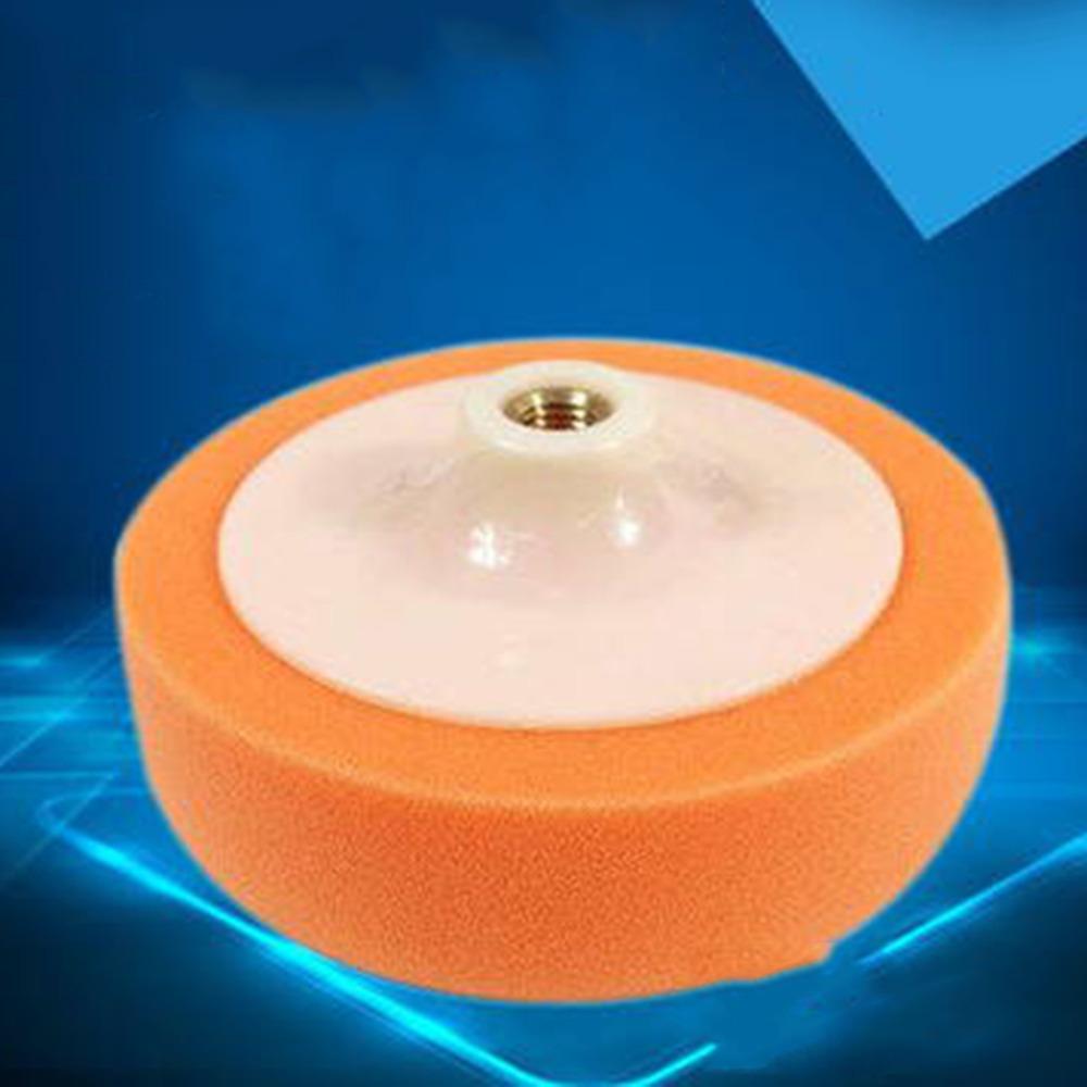 New 1pc 6 inch Washing Cleaning Polishing Sponge Buffer Pad For Car Auto Polisher(China (Mainland))