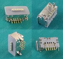 for MacBook Pro A1278 A1286 Magsafe DC-IN Power Jack Board 820-2565-A 2009 2010 2011 2012 Year DC Power Jack 50X(China (Mainland))