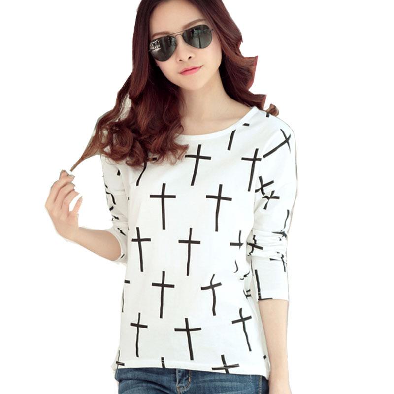 Woemn T Shirt Printing Feminina Camisas Y Tops TSh...