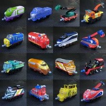 48style Chuggington trains 3pcs/lot  Railway Tractor toy cars baby toys diecast train Scale Model toy tomy  chuggington original(China (Mainland))