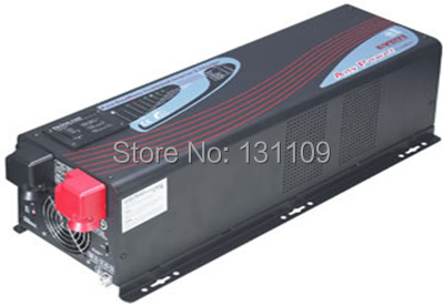 APV 6000W,Off Grid Inverter Solar Power System,MPPT Solar Charge Controller(China (Mainland))