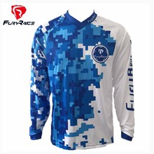 Buy Fury Race New Men MTB MX DH Mountain Bike Jersey Downhill Jerseys Motocross Motorcycle Bicycle Cycling Shirts Jerseys Clothing for $16.49 in AliExpress store