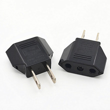 Buy 5pcs/lot 6A Universal Travel Power Plug Adapter EU EURO US USA Adaptor Converter AC Power Plug Adaptor Connector for $1.67 in AliExpress store