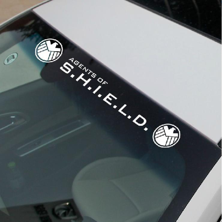 shield car cover car styling Car Reflective Decal Front windshield stickerfor Toyota Chevrolet cruze Volkswagen skoda