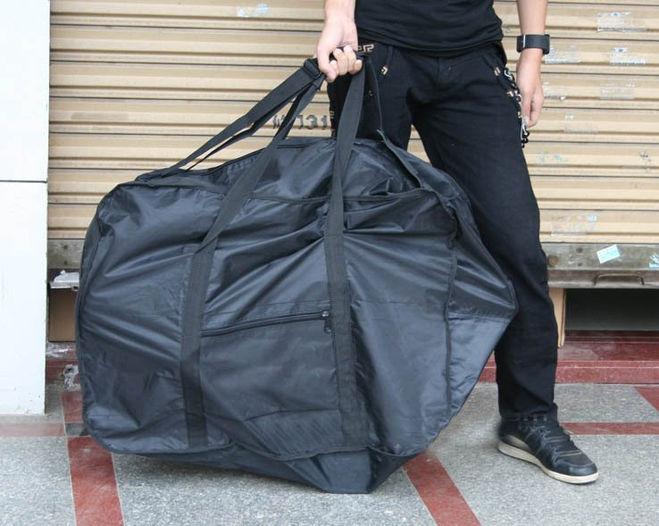 """ROSWHEEL New travelling bag Cycling bicycle Folding Bike Carrier Bag Carry Bag 14""""-20""""(China (Mainland))"""