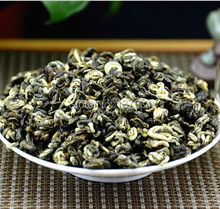 250g China Yunnan Biluochun Green Tea Real Organic New Early Spring green tea for weight loss Health Care Free Shipping