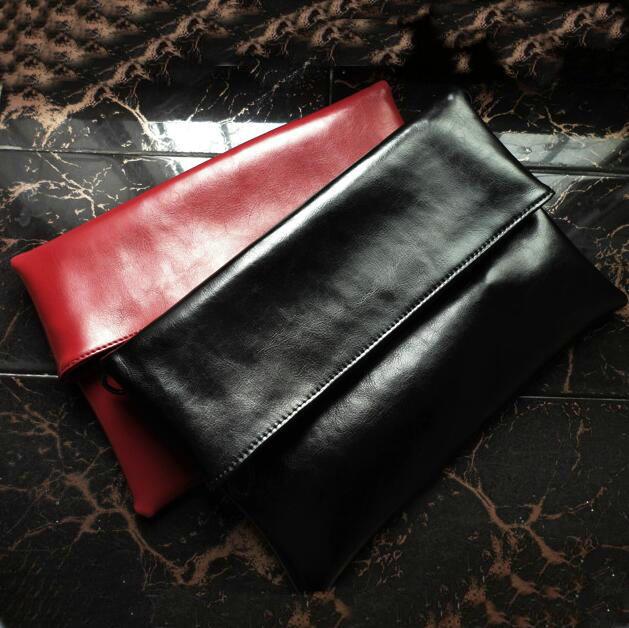 Фотография New 100% Real Natural Genuine Leather Clutch Women Bag Crossbody Messenger Bag Female Shoulder Bags Evening Bag Leather Purse