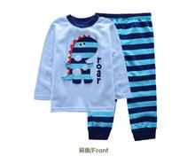 New pijamas kids Girls animal Pajamas Children's Cartoon Pyjamas  Kids Printed Sleepwears Home Clothing girl boys sleepwear(China (Mainland))