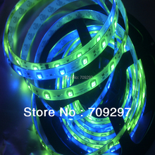 FREE DHL/FEDEX 100m/lot 36LED/m digital RGB strip,TM1809 IC dream magic color waterproof 12V SMD 5050 RGB Led Strip(China (Mainland))