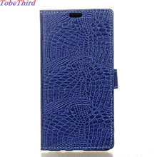 Buy TobeThird BQ X5 Plus Case High Crocodile Skin Leather Card Holder Wallet Flip Case BQ Aquaris X5 Plus for $7.64 in AliExpress store