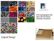 water transfer printing hydrographics film NO. A3MX20V1 A3 size aqua print activator(China (Mainland))