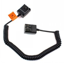 High Quality GODOX TL-S 3M Off Camera Flash speedlite TTL Sync Cord Cable For Sony Camera(China (Mainland))
