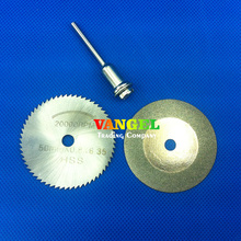 VANGEL–Saw blade 50mm steel Mini Sharp Cutting Discs cutting disk saw bit Diamond Cut-off Wheels