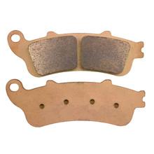 Motorcycle Parts Copper Based Sintered Brake Pads HONDA FJS400 FJS 400 D6/D7/D8 2006-2008 Front Motor Disk #FA261 - AHL store